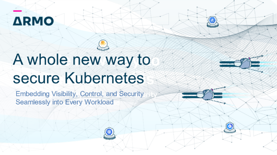 armo kubernetes fabric overview